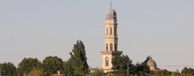 église de lamarque